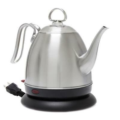 32 ounce stainless mia electric kettle