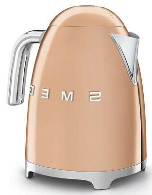 SMEG 7Cup Electric Rose NEW