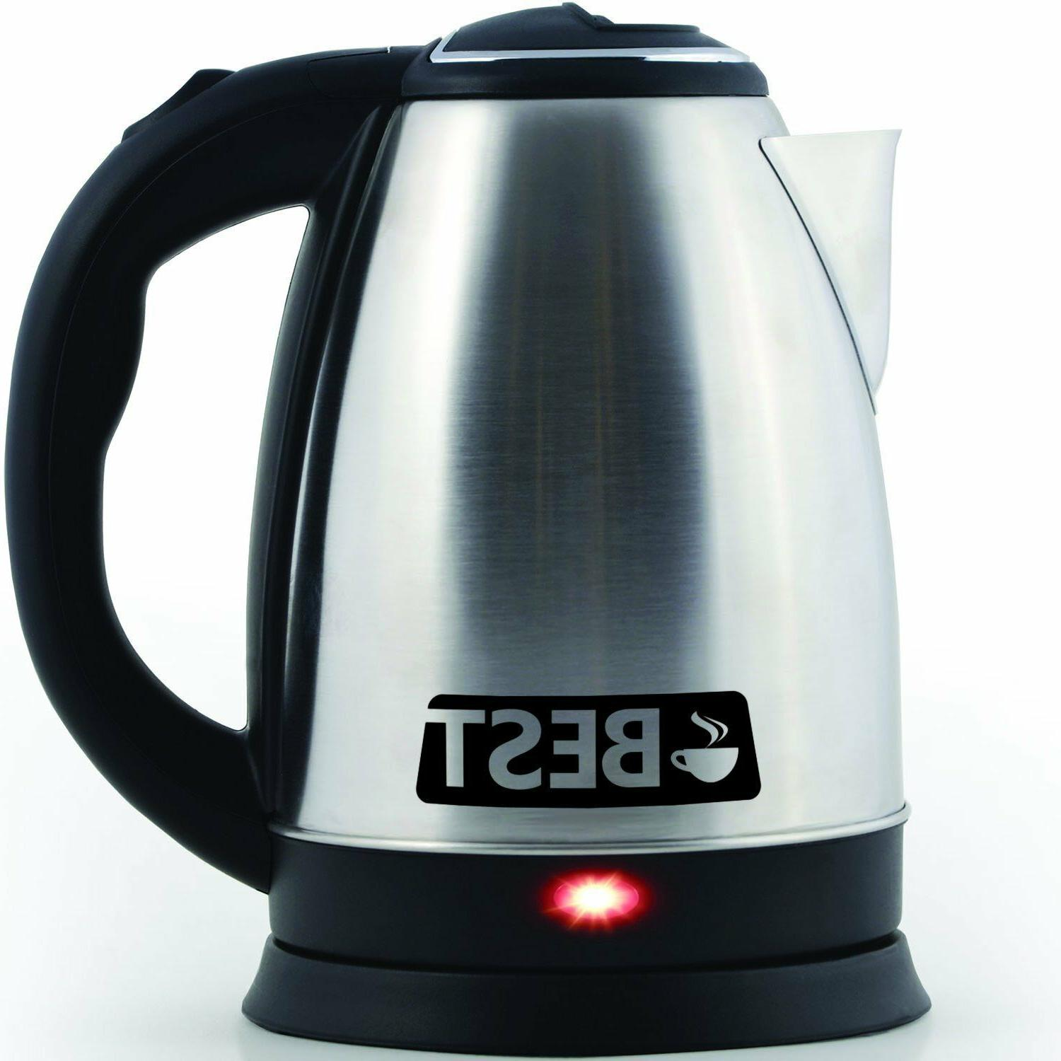 Electric Coffee Pot Hot Water FAST BOIL 2.0L