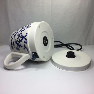 Ceramic Electric Kettle Porcelain Teapot Boiler Electric Ceramic Kettle