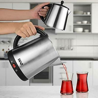 Saki Tea Espresso Maker 1.7 110 -Electric