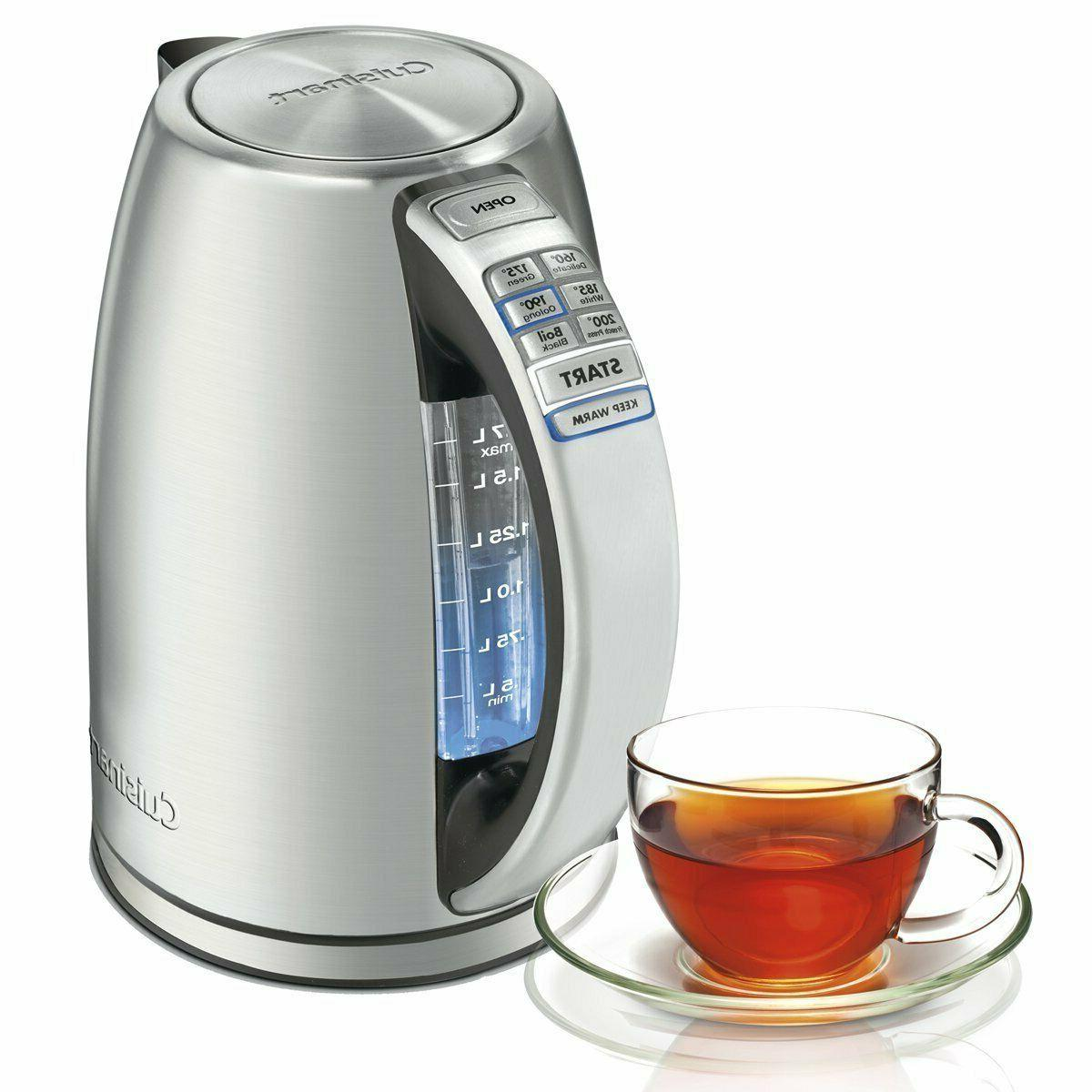 Cuisinart Cpk-17 Perfectemp Cordless Electric Kettle