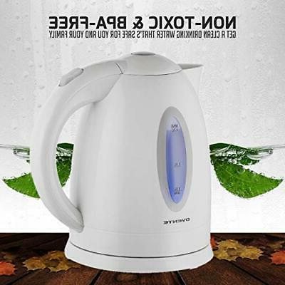 Electric Kettle Tea