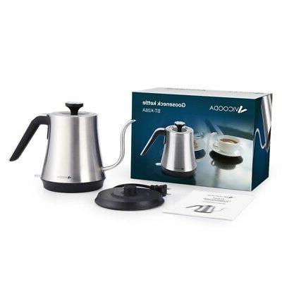 Electric Control Stainless Coffee