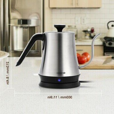 Electric Stainless Coffee