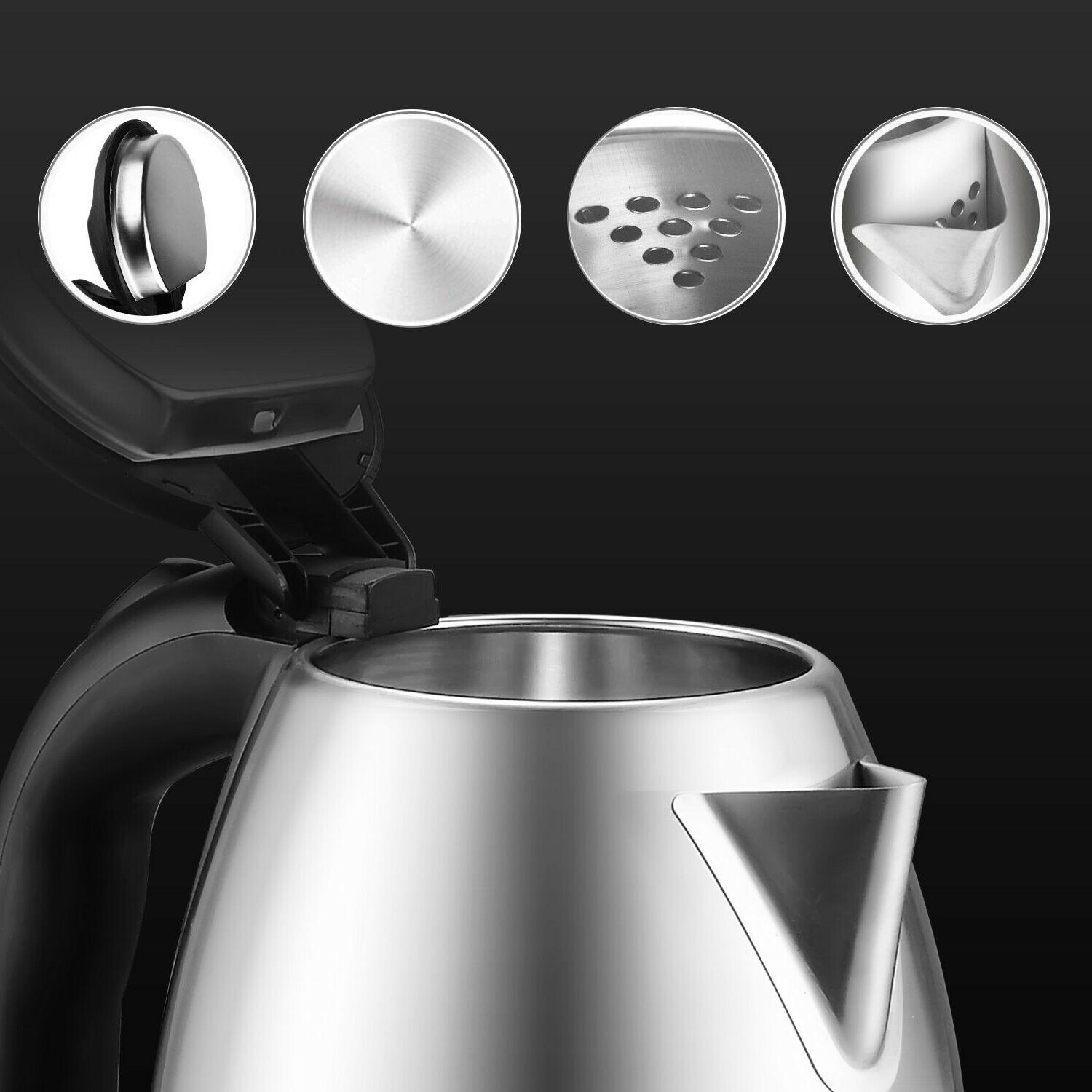Dezin Electric Stainless Steel Water with Tech
