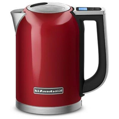 KitchenAid Electric Kettle & LED Display