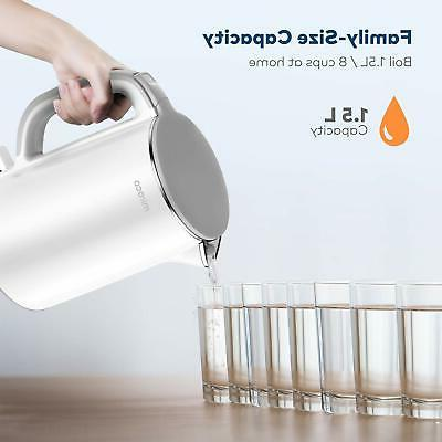 Electric Wall Cool Touch Tea Kettle..