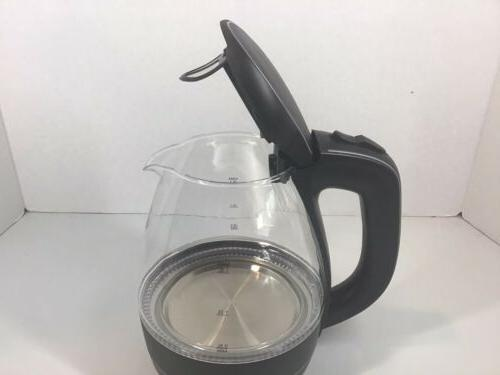 OVENTE Electric Kettle and With Model No