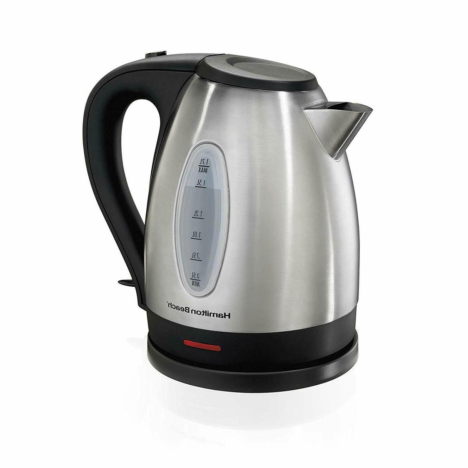 1 7 liter electric kettle for tea