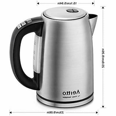 Electric Kettle Temperature Real Time Display, 6 Lights