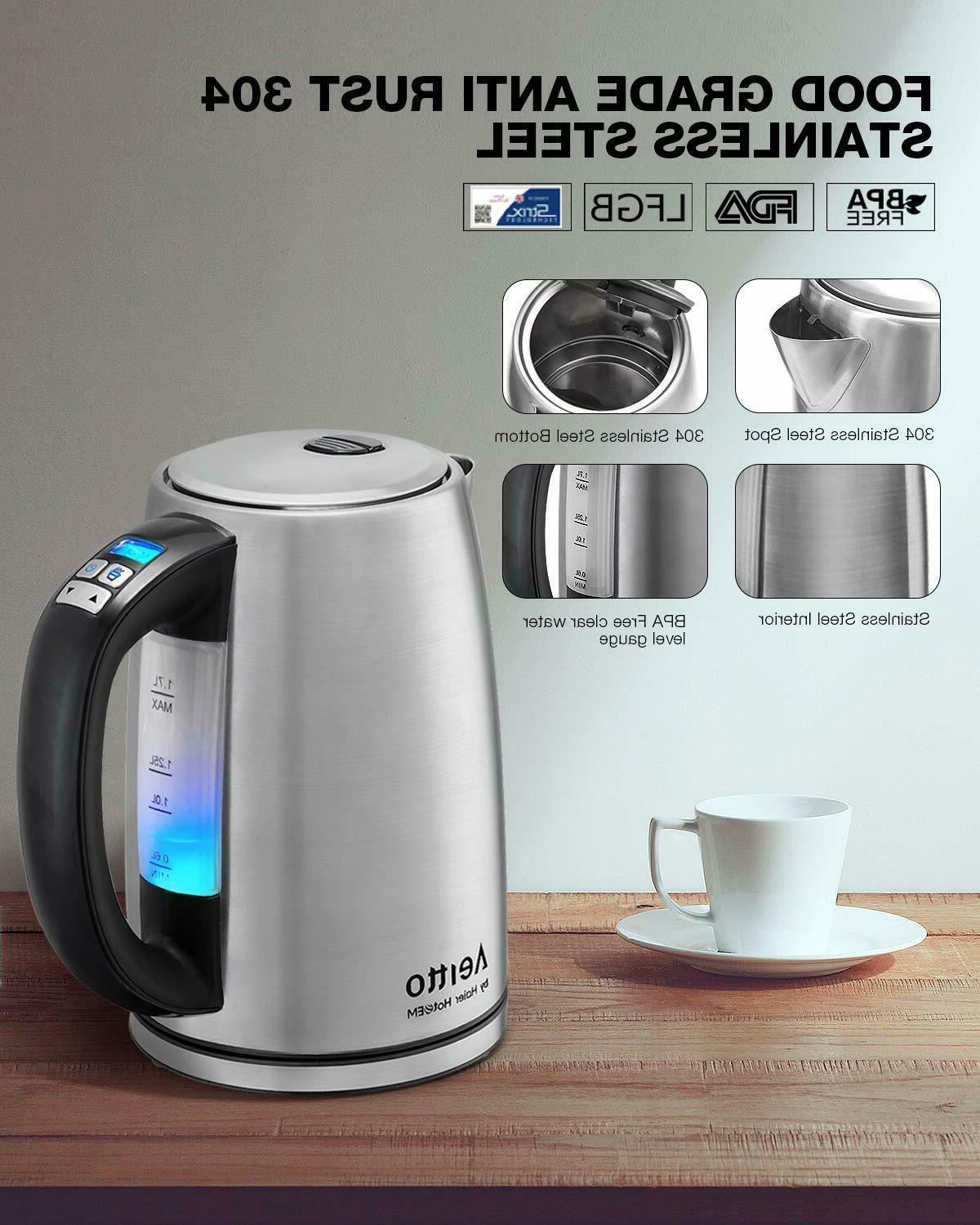 Electric Kettle Real 6