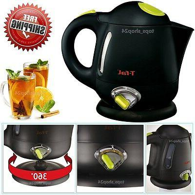 Electric Kettle Hot Cordless Travel Variable Temperature and Auto