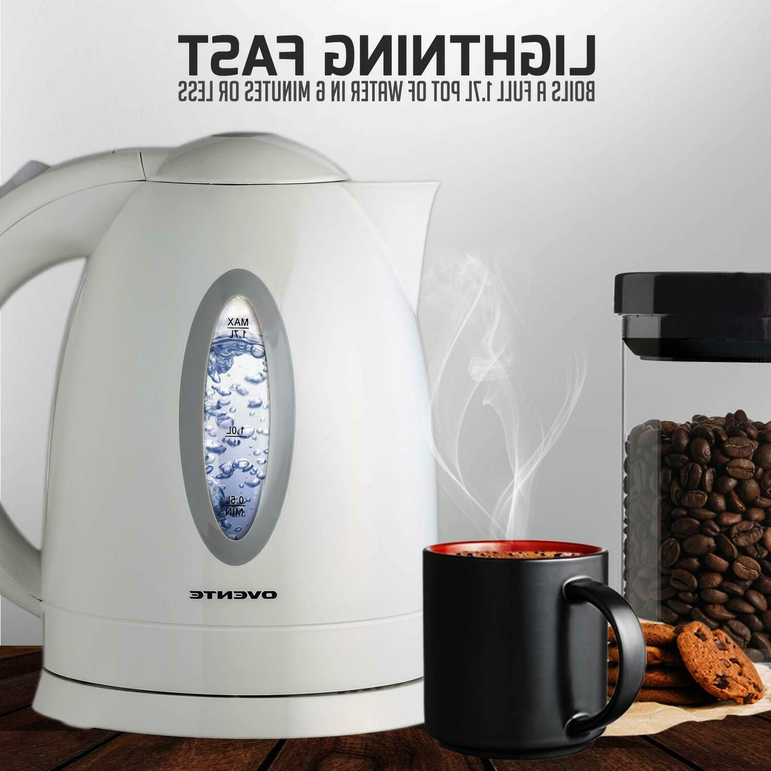 Electric Tea Stainless Steel Hot Cordless Boiler
