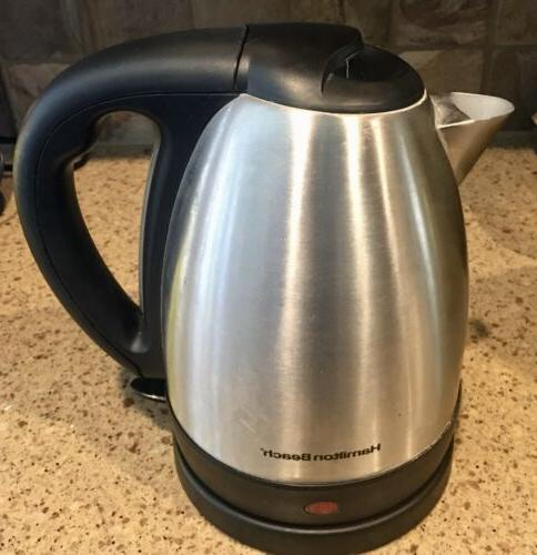electric tea kettle water boiler and heater