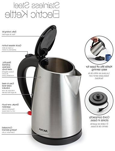 1.7 Electric Kettle SS
