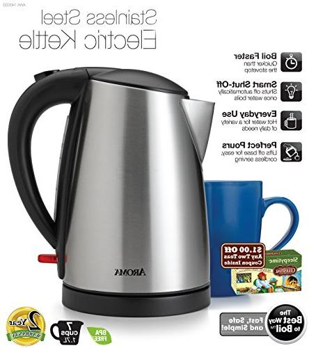 1.7 Liter Electric Water Kettle