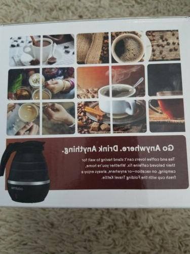 Gourmia Gk360 Electric Kettle Water Boiling
