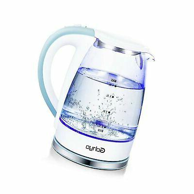 glass electric kettle bpa fast