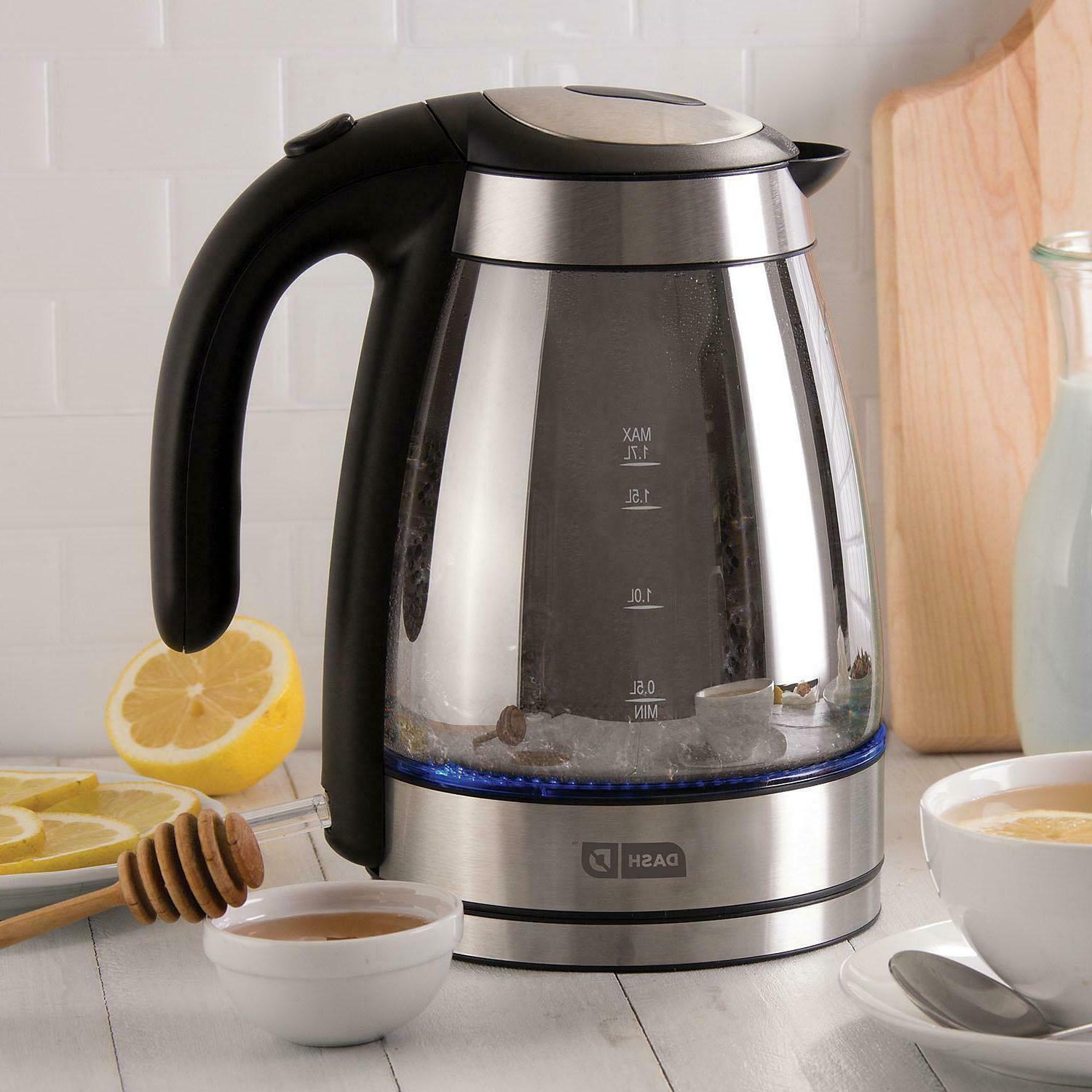 Illusion Mirrored Electric Kettle, Cordless