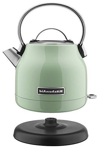 KitchenAid KEK1222PT 1.25-Liter Kettle