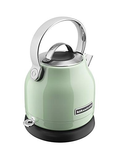 KitchenAid 1.25-Liter Electric Kettle Pistachio