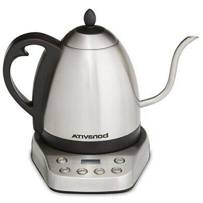 New Interurban Steel 1L Kettle