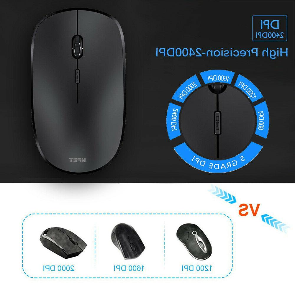 Rechargeable Wireless Optical Mouse