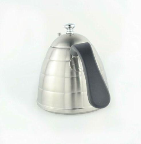 Stainless Coffee/Tea Hot Water Kettle Stovetop