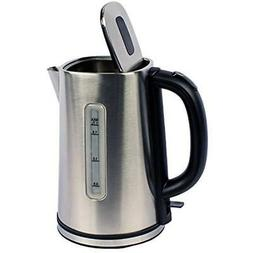 MCSK17SS Electric Kettle 6.1X 8.8 X9.5, Stainless Steel Kitc