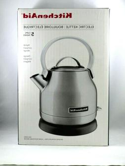 NEW KitchenAid  1.25 Liter Electric Kettle | Brushed Stainle