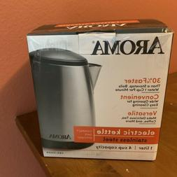 *NEW* Aroma Housewares Electric Kettle 4Cups