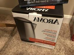 NEW Aroma Housewares Electric Kettle 4 Cups 1 Liter Stainles