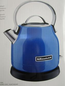 New KitchenAid Stainless Steel 1.25L Electric Kettle KEK1222