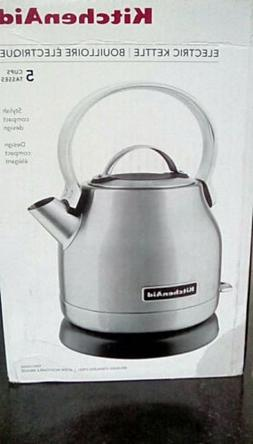 KitchenAid  New in Box 5 Cup 1.25-Liter Brushed Stainless St
