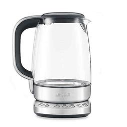 New Water Kettle Breville IQ 5 Programmed Settings 7 Cup 1.7
