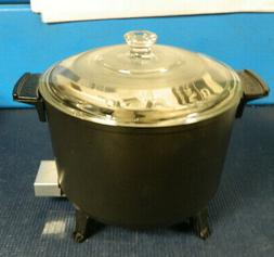 NWOB PRESTO 6QT. 06000 MADE IN USA ELECTRIC KITCHEN KETTLE M