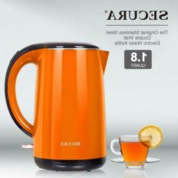 Original Stainless Steel Double Wall Electric Water Kettle 1