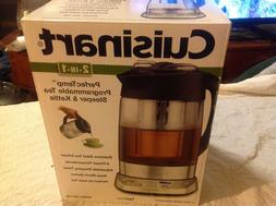 PerfecTemp 1.2 Liter Programmable Cordless Electric Tea Infu