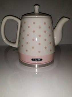Pink Electric Ceramic Kettle