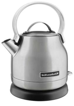 KitchenAid  1.25 Liter Electric Kettle | Brushed Stainless S