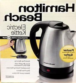Hamilton Beach Stainless Steel 7.2 Cup Electric Tea Kettle 4