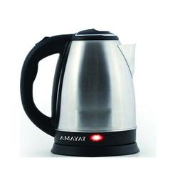Stainless Steel Electric Kettle 1.5 Liter  Home Kitchen Dura