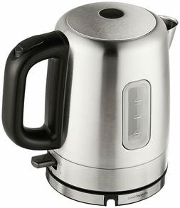 Stainless Steel Porrtable Electric Hot Water Kettle - 1 Lite