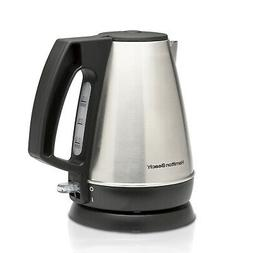 Stainless Steel Electric Kettle W/ Automatic Shut Off Home K