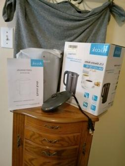 Aicok Stainless steel electric tea kettle NEW IN BOX REDUCED