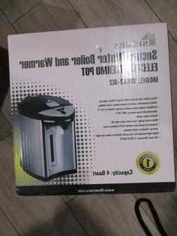 Secura Stainless Steel Water Boiler and Warmer w/Night light