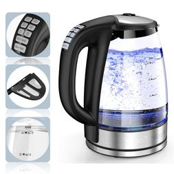 HadinEEon Variable Temperature Control Electric Kettle 1200W