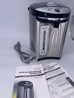 Secura Water Boiler and Warmer Electric Thermo Pot Model #WK